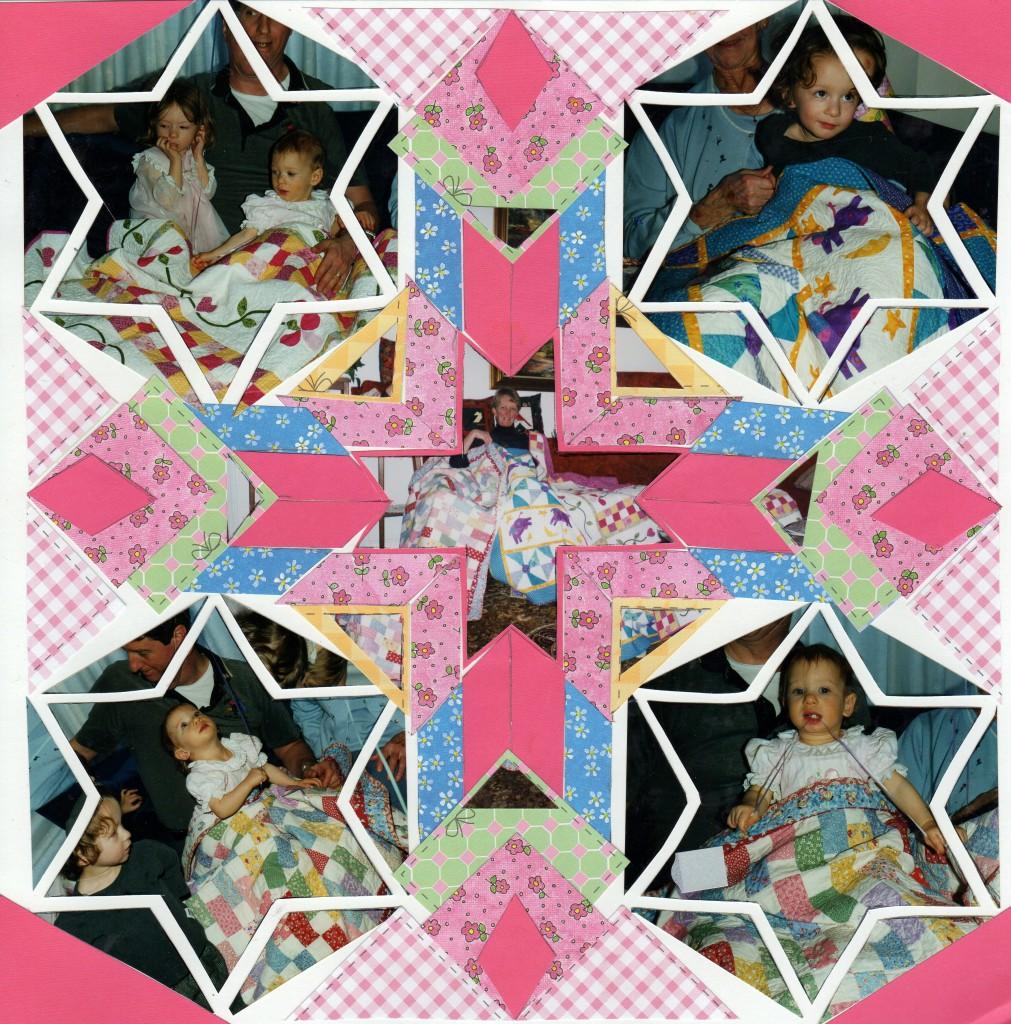 Pink Start Quilt edited