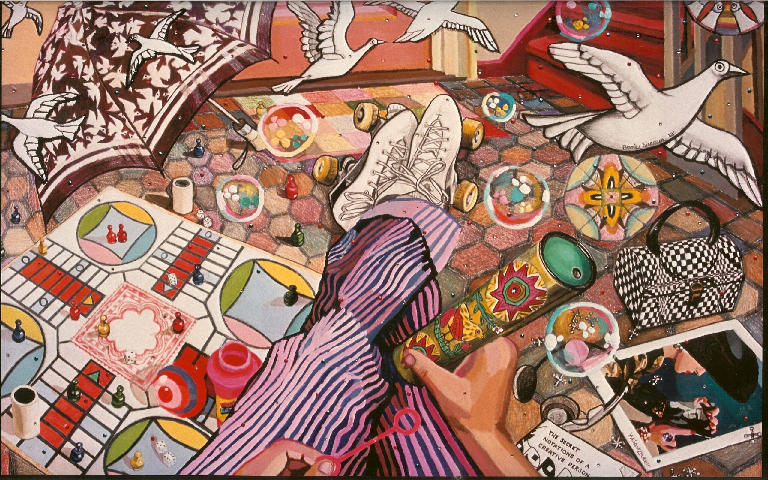 Bonnie Siracusa - Murals & Fine Art