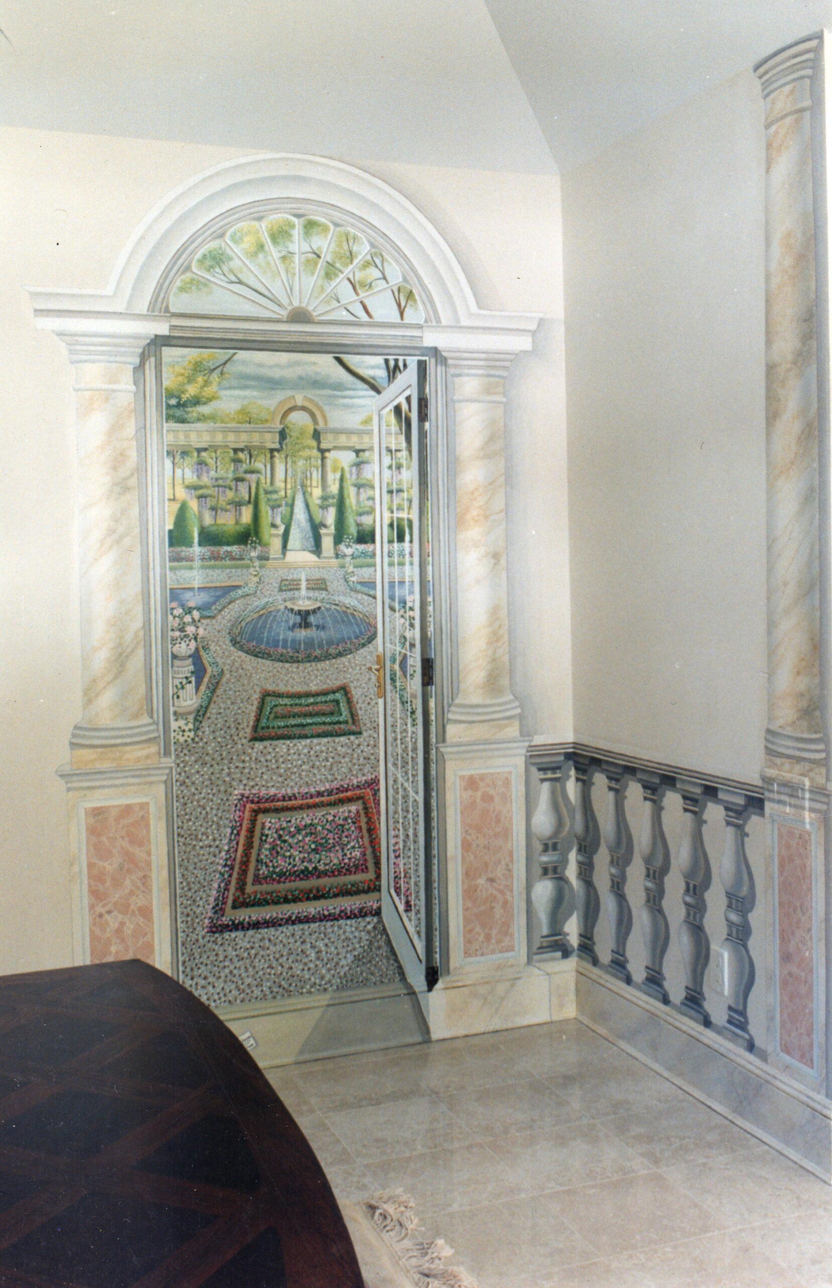 Bonnie Siracusa Murals Amp Fine Art
