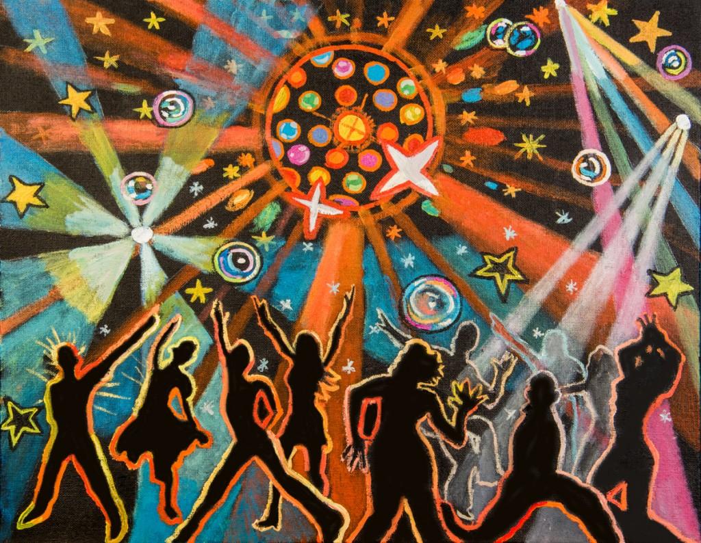 Disco Dance 2 -3