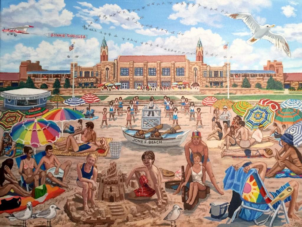 Jones Beach West Bathhouse