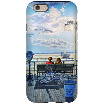Bonnie Siracusa Art - iPhone 6 Tough Case