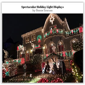 Bonnie Siracusa Book - Spectacular Holiday Light Displays