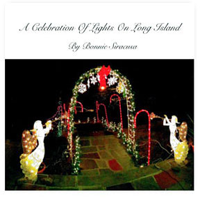 Bonnie Siracusa Book - A Celebration Of Lights On Long Island