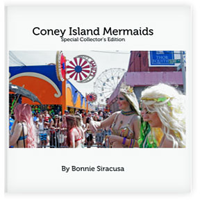 Bonnie Siracusa Book - Coney Island Mermaids